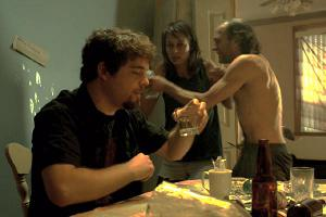 La run (Pierre-Luc Brillant et Martin Dubreuil ©K-films Amérique)