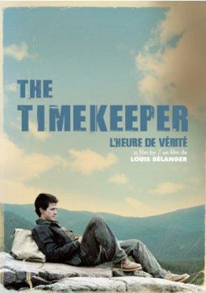 The Timekeeper (Louis Bélanger) - Pochette DVD