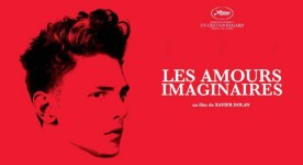 Bandeau publicitaire du film Les amours imaginaires