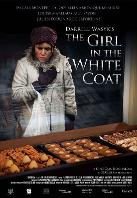 Affiche du film The Girl in the White Coat