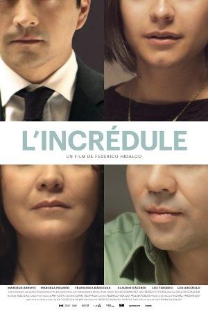 Affiche du film L'Incrédule de Federico Hidalgo