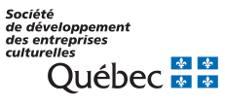Logo Société de développement des entreprises culturelles (SODEC)