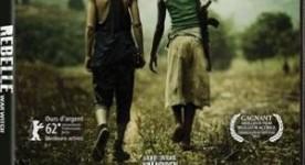 Pochette DVD du film Rebelle