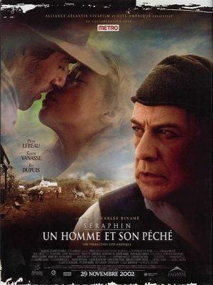 affiche du film Séraphin un homme et son péché