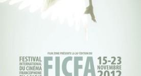 Affiche du FICFA 2012