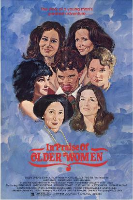 In Praise Of Older Women - Film de George Kaczender (affiche)