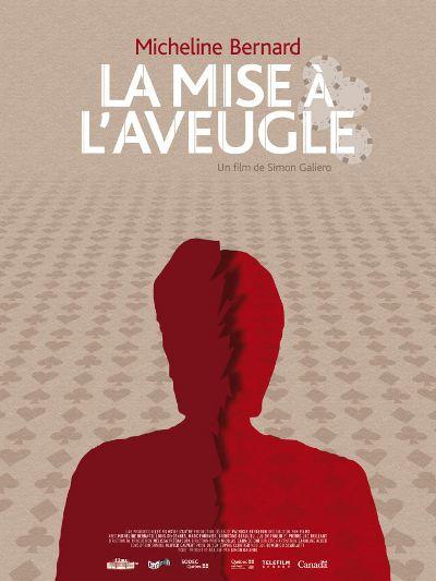 Affiche du film La Mise à l'aveugle de Simon Galiero