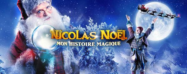 Visuel du film Nicolasoël, mon histoire magique