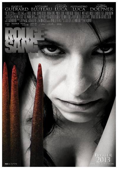 Affiche du film Rouge sang de Martin Doepner