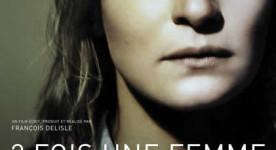 Affiche du film 2 fois une femme