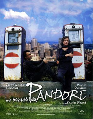Affiche du film La beauté de Pandore