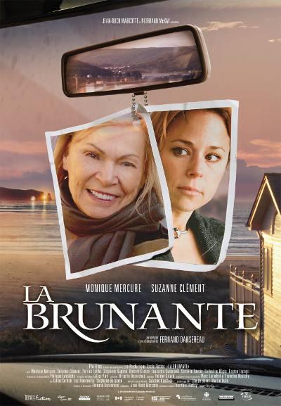 affiche du film La brunante de Fernand Dansereau