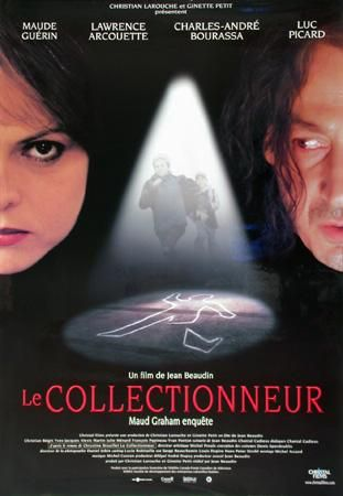 Affiche du film Le collectionneur de Jean Beaudin