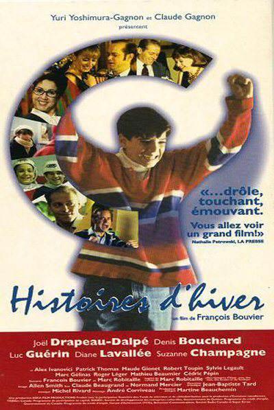 Affiche du film Histoires d'Hiver (François Bouvier, 1996 - Séville)