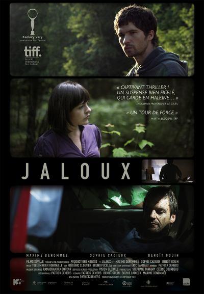 affiche du film Jaloux de Patrick Demers