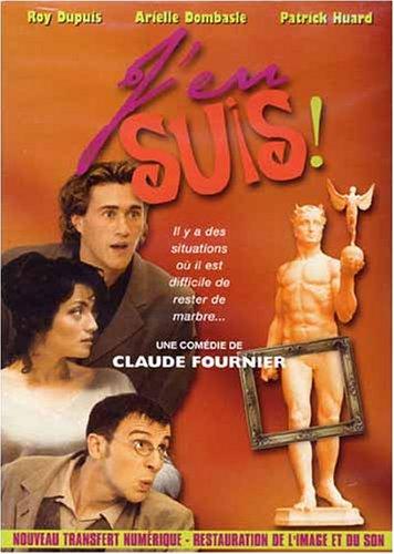 Pochette DVD du film J'en suis de Claude Fournier