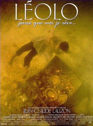 Affiche du film Léolo (Jean-Claude Lauzon, 1992 - Alliance Vivafilm)