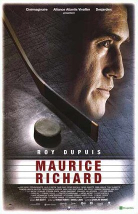 Maurice Richard – Film de Charles Binamé