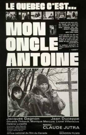 Mon oncle Antoine – Film de Claude Jutra
