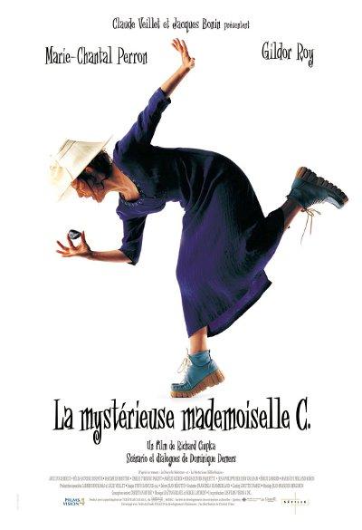 Affiche du film La Mystérieuse Mademoiselle C (Richard Ciupka 2002 - Films Christal))