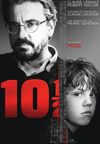 Affiche du film de Podz 10 et demi
