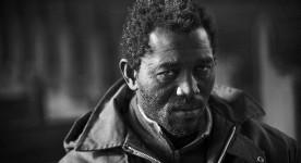 Issaka Sawadogo, tournage Diego Star, réal: Frédérick Pelletier - cam: Philippe Roy - prod: Metafilms - ©2012, Yannick Grandmont