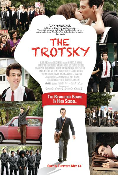 Affiche du film The Trotsky (Jacob Tierney, 2010, Alliance)