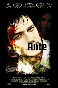 Affiche du thriller québécois The Ante (Max Perrier)