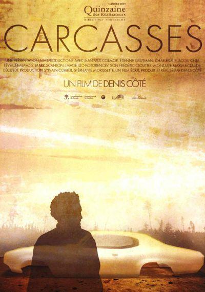 Affiche du film Carcasses (Denis Côté, nihilproductions, 2009)