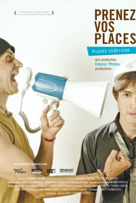 Prenez vos places – Film de Marc Thomas-Dupuis