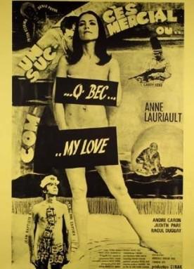 Q-Bec my love – Film de Jean Pierre Lefebvre