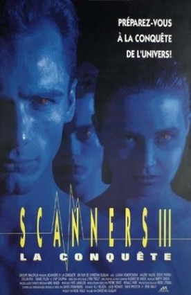 Scanners III, the takeover – Film de Christian Duguay