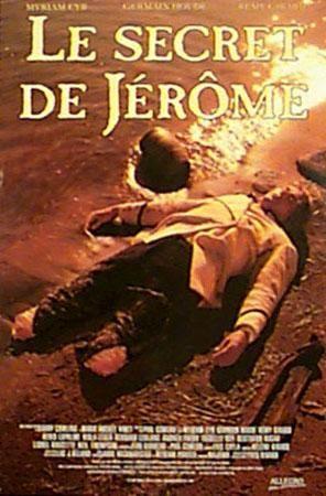 Affiche du film Le secret de Jérôme (Coll. Cinémathèque québécoise)