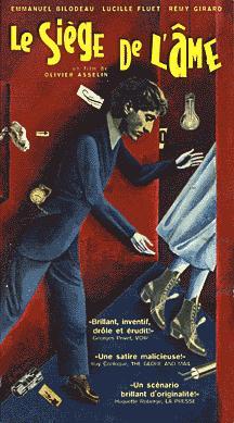 Affiche du film Le Siège de l'Âme d'Olivier Asselin