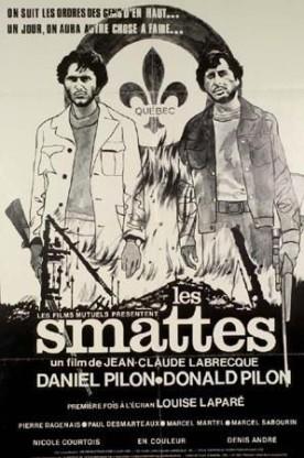Smattes, Les – Film de Jean-Claude Labrecque