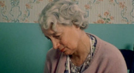 Marthe Nadeau dans Les dernières fiançailles (Jean Pierre Lefebvre, 1973 - Source image: Films du Québec)