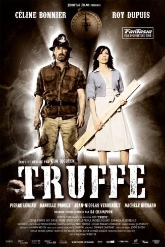 Affiche du film Truffe de Kim Nguyen (source: Films Christal)