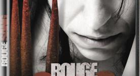 Pochette DVD du thriller québécois Rouge Sang (TVA Films)