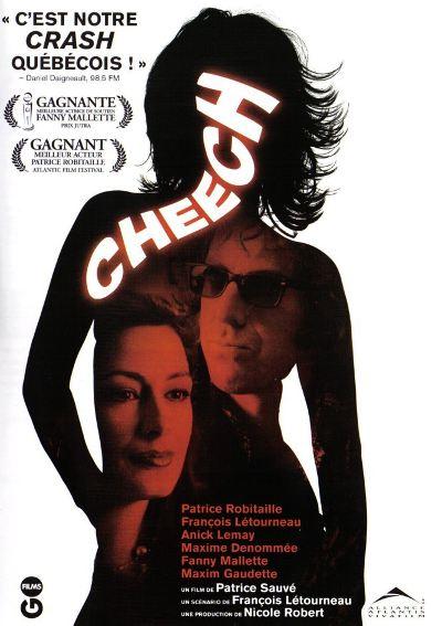 Affiche du fpolar Cheech (Patrice Sauvé, 2006 - GO Films - Alliance Vivafilm)