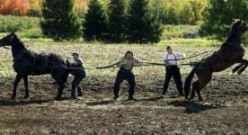 Louis Cyr, l'homme le plus fort du monde – Film de Daniel Roby En salles le12 juillet