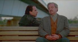 Gilles Maheu et Roger Lebel dans Un zoo la nuit de Jean-Claude Lauzon