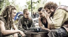 Image extraite du film Les 4 soldats de Robert Morin (2013, Coop Vidéo, Métropole Films)