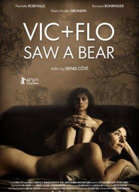 Vic + Flo ont vu un ours – Film de Denis Côté