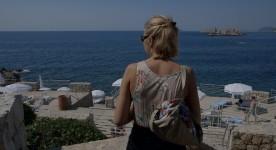 inès dans le film Absences de Carole Laganière (doc., 2013 - ONF)