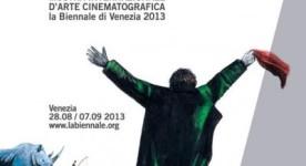 Affiche de la Mostra de Venise 2013