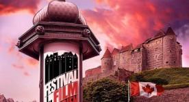 Affiche du Festival du film canadien de Dieppe 2013