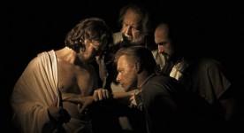 Hans Piesbergen est Thomas dans Triptyque de Pedro Pires et Robert Lepage (2013, Les productions du 8e art, Les Films Christal)