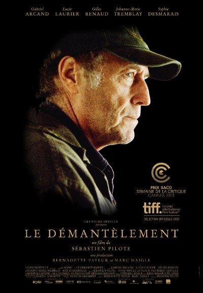 Affiche du film Le Démantèlement de Sébastien Pilotent (©Films Séville)