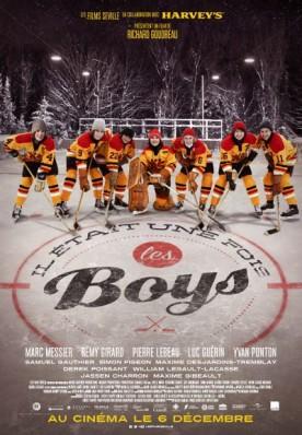 Il était une fois les Boys – Film de Richard Goudreau