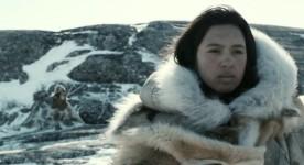 Roseanne Supernault dans le film Maïna de Michel Poulette